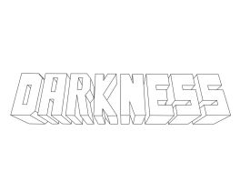 Darkness [BORDER DRAWING] by bohitargep