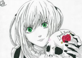 Death Note - Misa Amane by Elrick87
