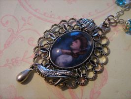 Cinderella Necklace by LaTaupinette