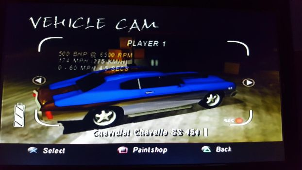 Test Drive: Ryan's Chevelle by flamingcreepsunlimit
