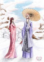 Winter Tale by Tenzen-chan