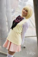 Ao no Exorcist - Shiemi Moriyama Pullunder Version by NoOneOfMillion
