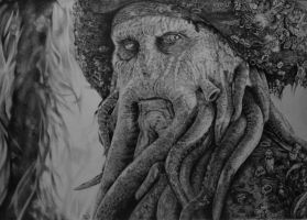 Mr. Davy Jones by a-rueskov