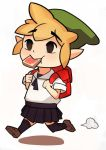 Toon Link by SplashBrush
