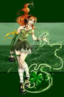 Luck of the Irish by Lusc-Fire