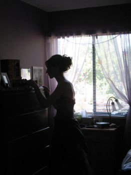 Silhouette by magickstock