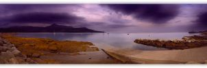 Arran Panorama by Snapshooter