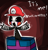 It's Me! Marionette! by Mentita-Kirby