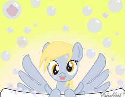 DerpDerp In the Tub by AzianNoob