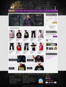 Hiphop Store layout by Robke22