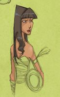 Indian Girl by UltimateTattts