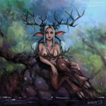 Dryad by AugustAnna
