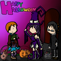 Happy Halloween by Ron4Life