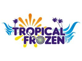logo tropical_frozen by fabioandres