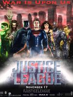 Justice League Movie Poster by zg01man