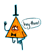 GF: Bill Cipher 1 by CHANELGoo