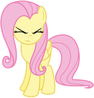 Fluttershy Cannot Unsee.... by flutterguy317