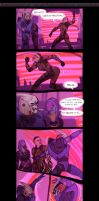 Mass Effect - Dance by suthnmeh