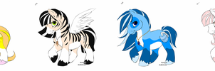 Pony Point Adopts Batch 3 OPEN by Akssel-Adopts