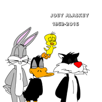 My Tribute to Joe Alaskey with Looney Tunes by ElMarcosLuckydel96