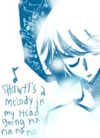 Shawty's A Melody In My Head by iFruityy