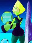 Steven Universe - Peridot 02 by theEyZmaster