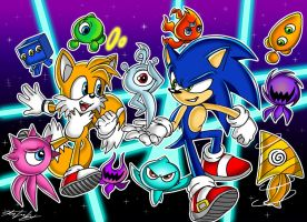 Sonic Colours by MolochTDL