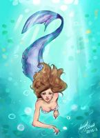 Mermaid. by Ninna968