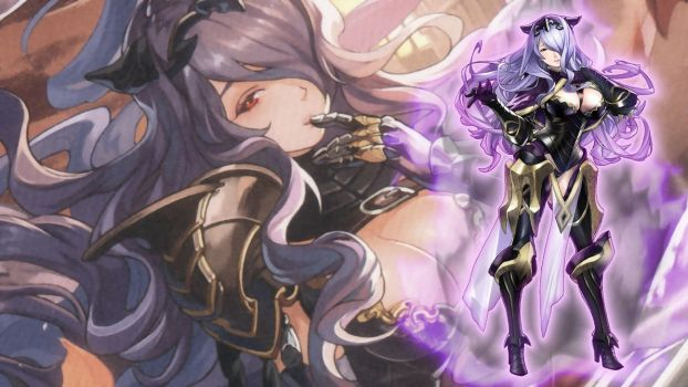 Fire Emblem Heroes Wallpaper - Camilla by IncognitoZA