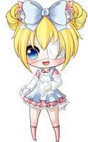 GaiaOnline commission - cutesu by Grym-oire
