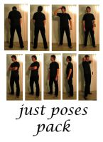 just poses I pack by syccas-stock