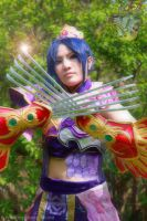 Zhang He shiny claws by Cosplay4FunUltimate