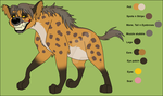 Hyena for Nala15 Contest by Lil-Cheetah