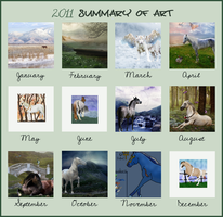 Art of 2011 by shiasgraphics
