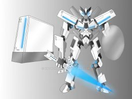 wii transformer by Know-Kname
