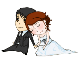 Gary and Jess Wedding by xDestinyStarzx