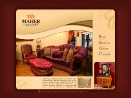 Maher Furniture Gallery MMCD by khakestari