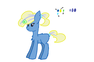 Pony adopt by CandyKitttyGoesMeow