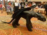 [A-kon 23] Toothless by CanineHybrid