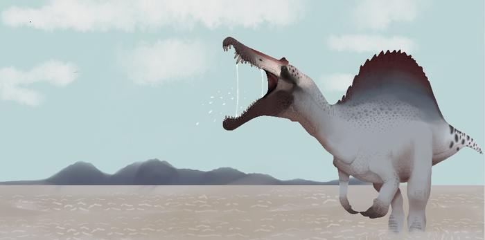 The Isle Spinosaurus by The---Other---One