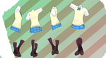MMD Outfit 75 by MMD3DCGParts