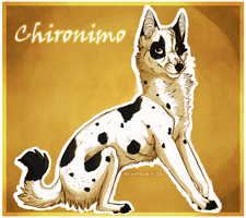 Chironimo by WolfHearts