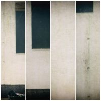 II (Wall with Squares) by Poromaa
