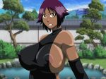 Yoruichi by greengiant2012