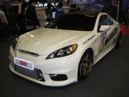 Epic Genesis COUPE 400 bhp by Kia-Motors