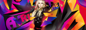 Avril Lavigne by ASHRAF-GFX