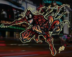 carnage color by soulrailer