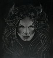 Medusa by MyImaginaryVisions
