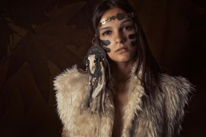 Native American by Suitcasefotografie