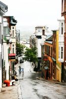 quebec city by loveErica